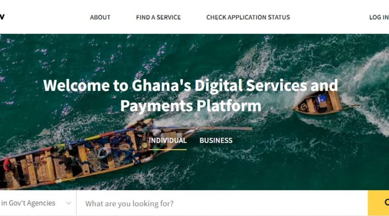What Is Ghana.gov Account – Register, Login Here https://www.ghana.gov.gh/