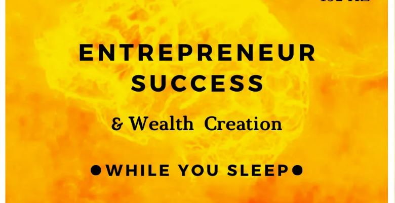 sleep affirmations for success