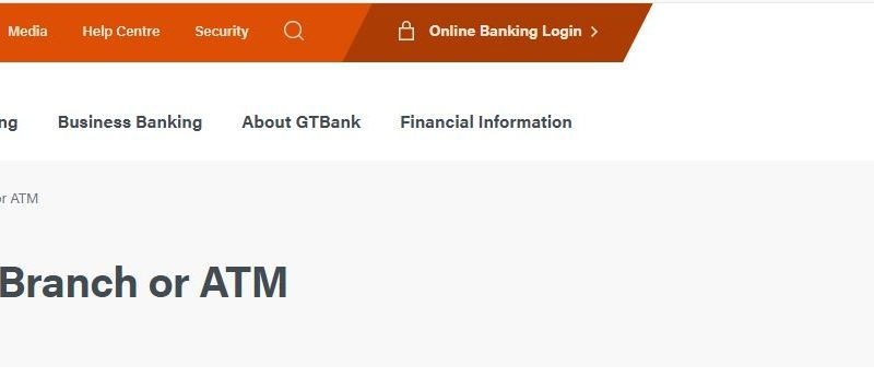 List Of GTBank Branches In Ghana – Find GT Bank Office Locations, contacts in Ghana