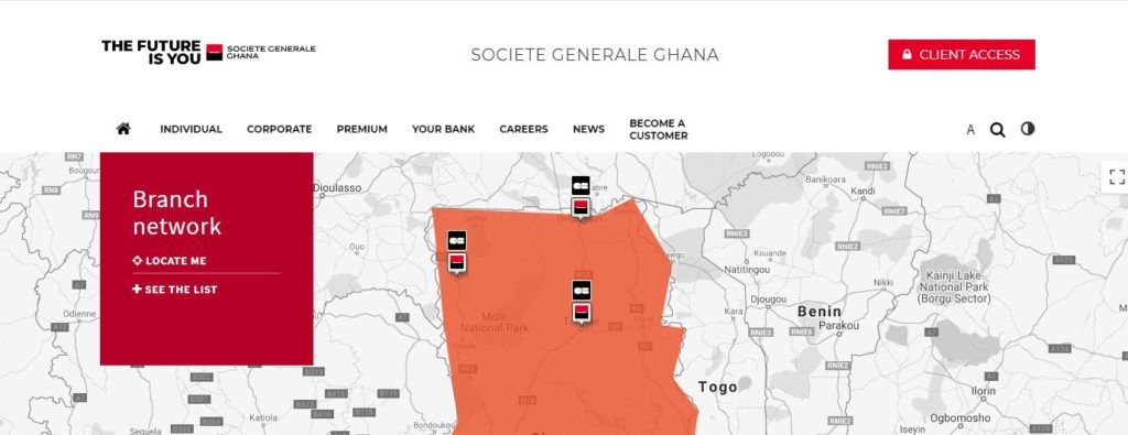 Societe Generale Branches In Ghana – Find Contacts & Branch Location