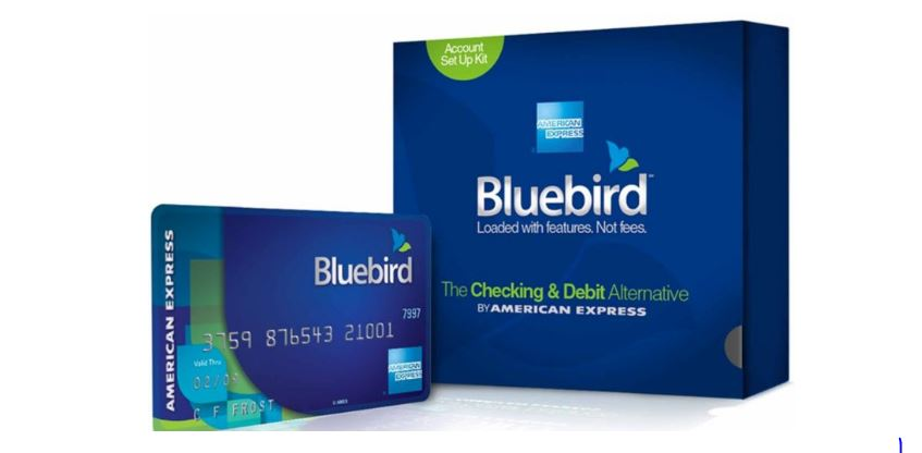 How to activate your card at Bluebird.com