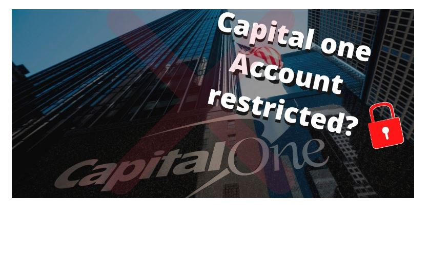 Why Is My Capital One Credit Card Account Restricted?