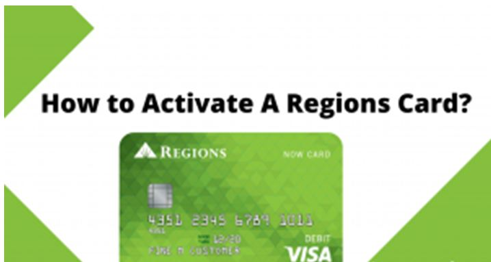 How to Activate A Regions Card?